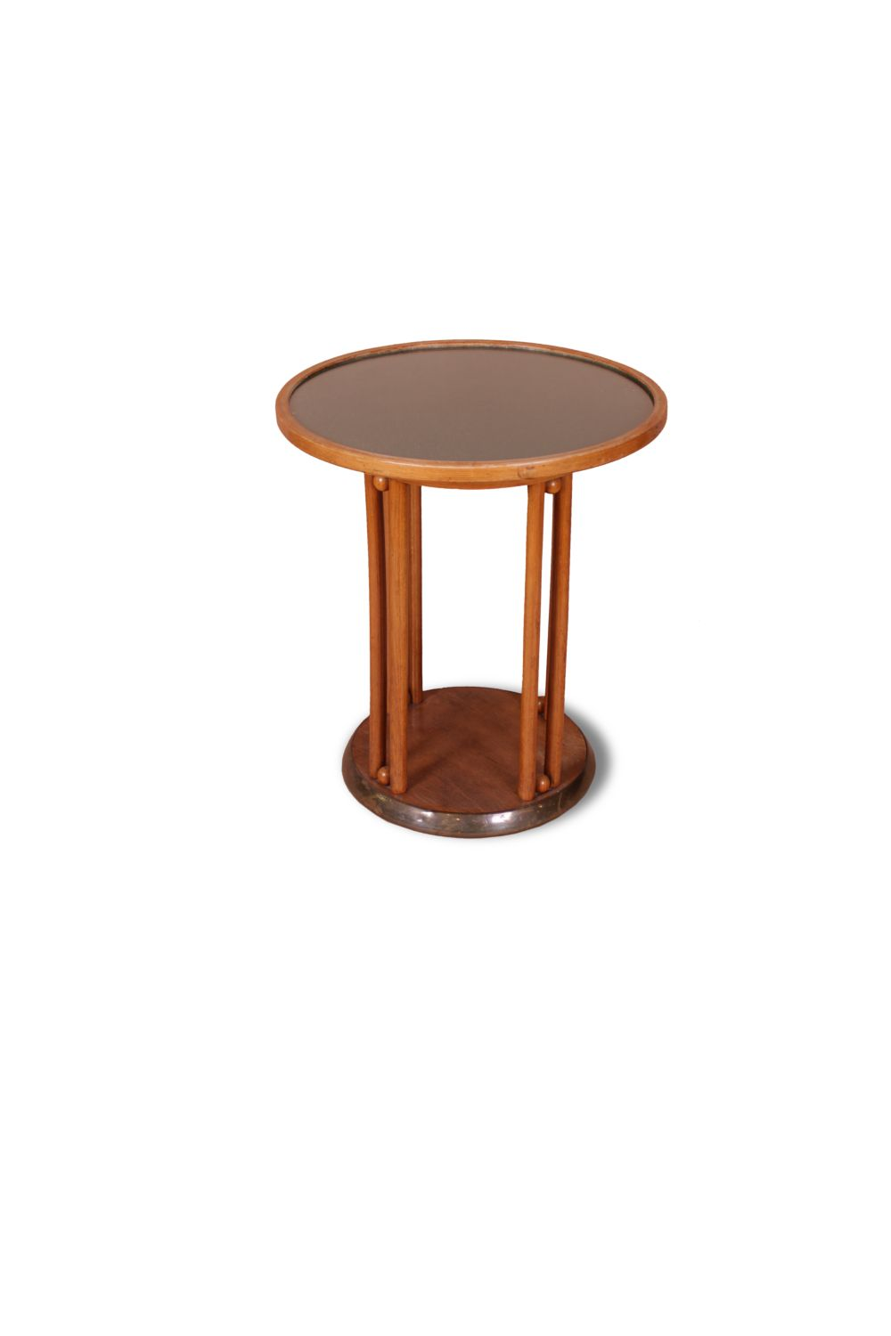 #119 designed by Josef Hoffmann Art Nouveau Table | Jugendstiltisch Image