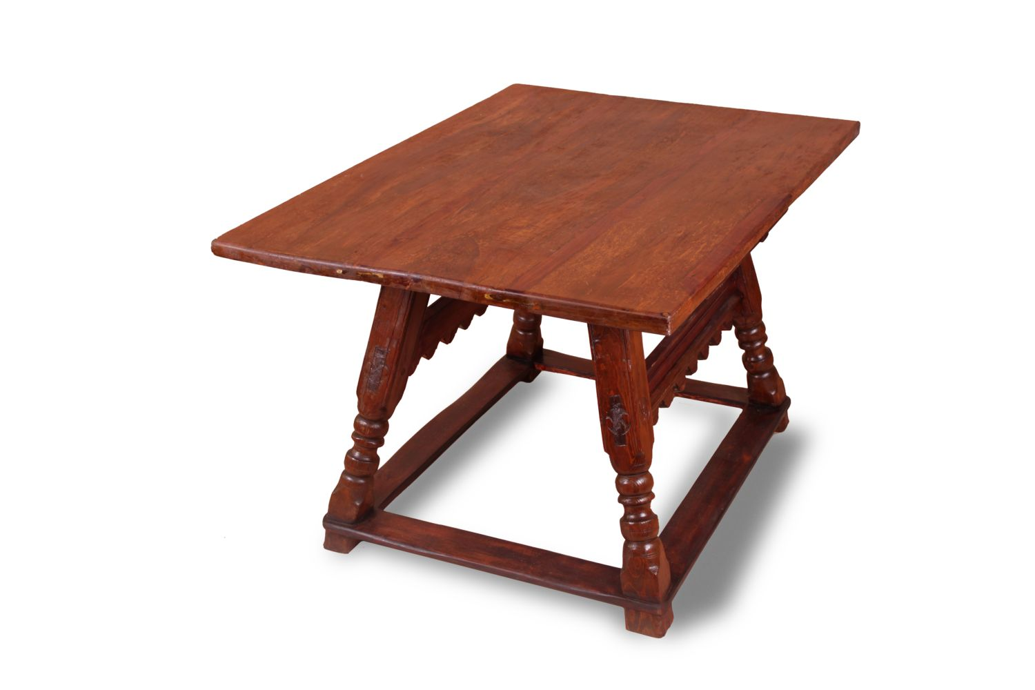 #126 Farmhouse Table | Bauerntisch Image