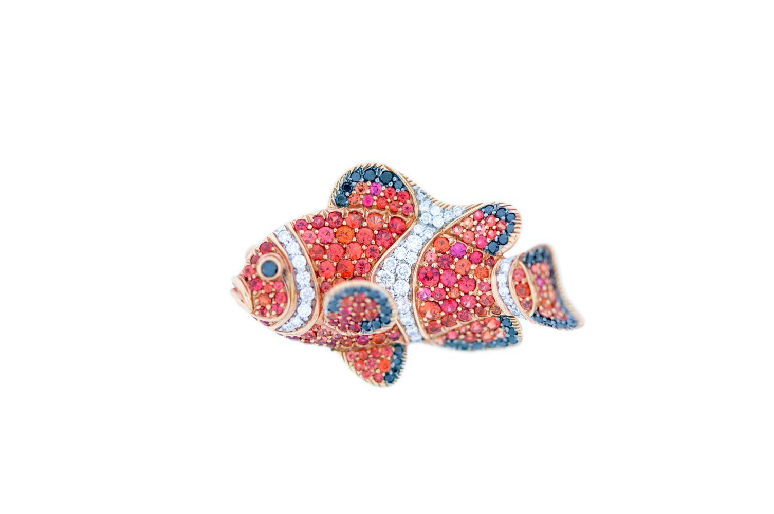#22 Fish Brooch | Fisch-Brosche Image