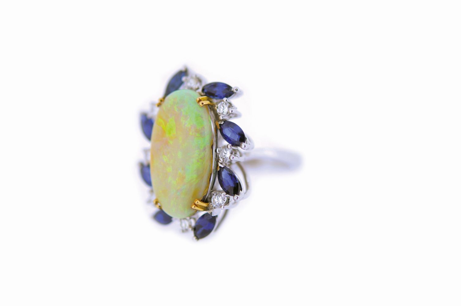 #42 Opal Ring | Opalring Image