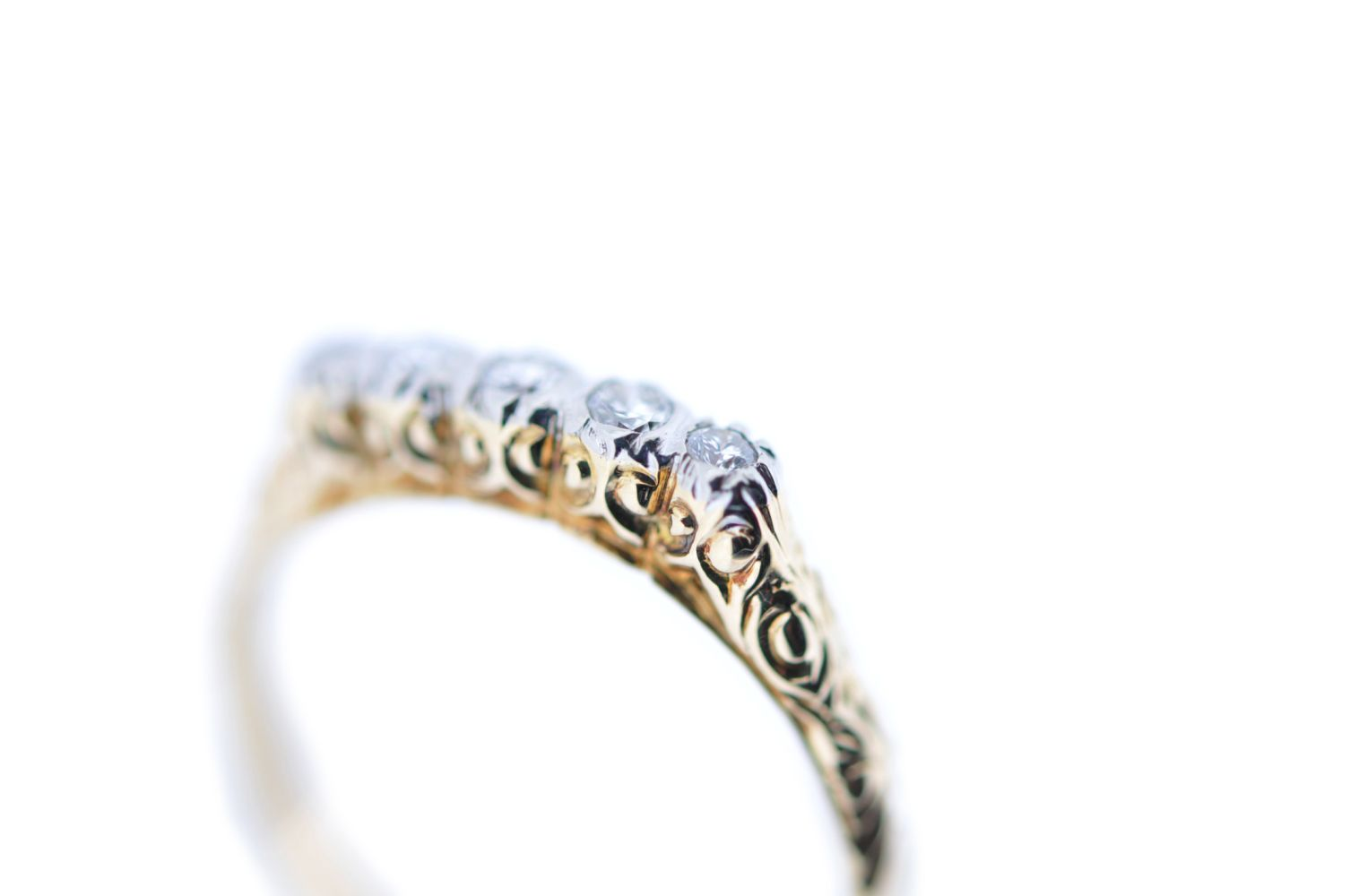 #43 Eternity Ring | Allianzring Image