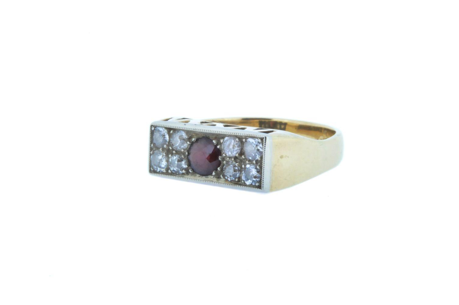 #47 Vintage Ring   Vintage Ring Image