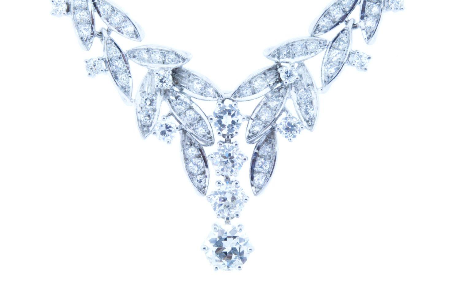 #63 Diamond Necklace | Diamantcollier Image