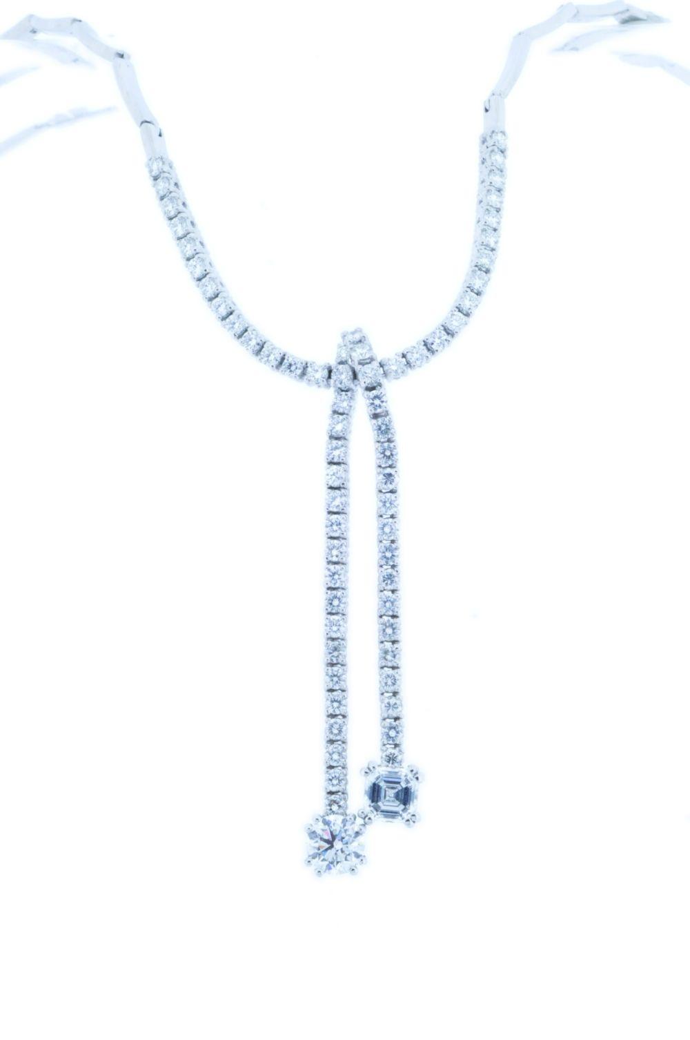 #64 Diamond Necklace | Diamantcollier Image