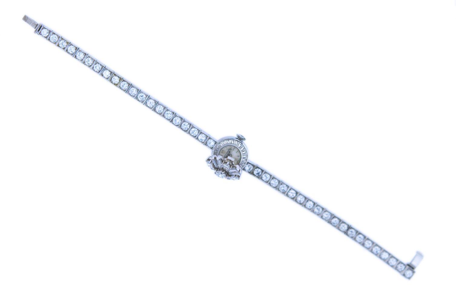 #69 Diamond Bracelet | Diamantarmband Image