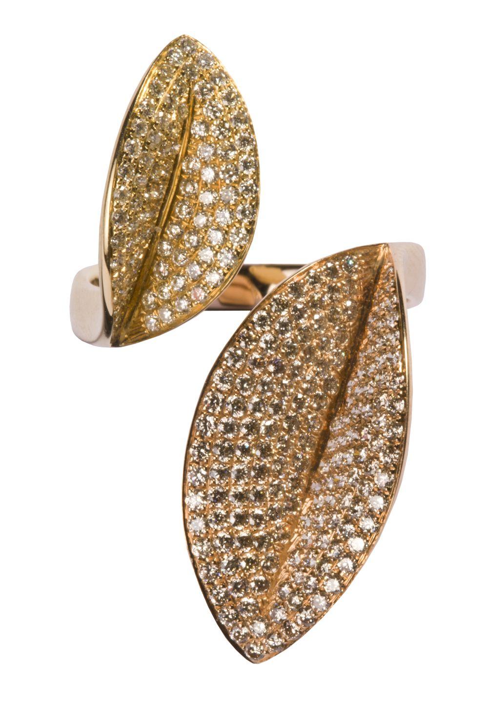#79 Rose Golden Ring | Roségoldener Ring Image