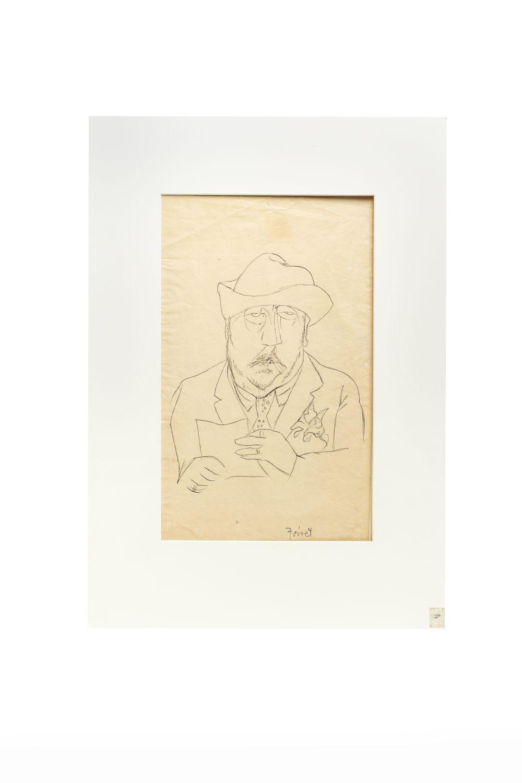 #118 OIRET - GROSSMANN, Rudolf (1882-1941) Image