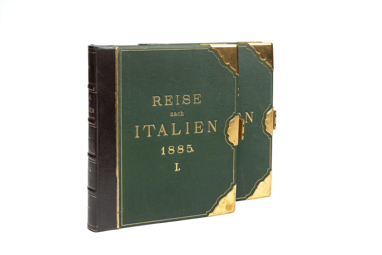#154 ITALY - Photoalbum. - BROGI, Giacomo | ITALIEN - Photoalbum einer Italienreise Image