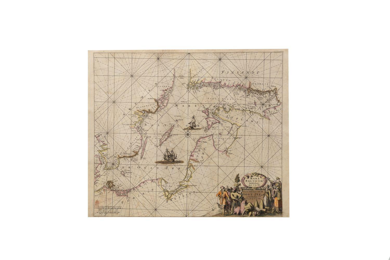 #163 BALTIC SEA - WIT, Frederick de | OSTSEE - WIT, Frederick de Image
