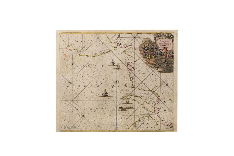#171 RUSSIA – ARCTIC OCEAN - WIT, Frederick de | RUSSLAND – ARKTISCHER OZEAN - WIT, Frederick de Image