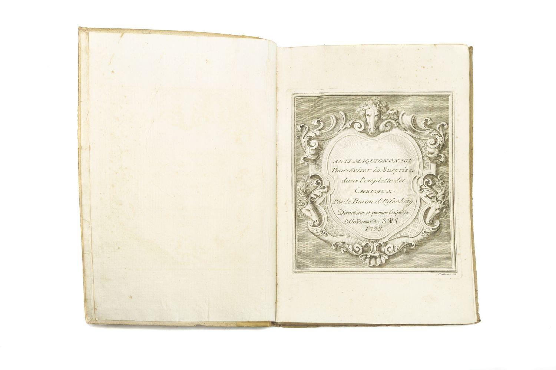 #182 EISENBERG, [Friedrich Wilhelm, Baron] Image