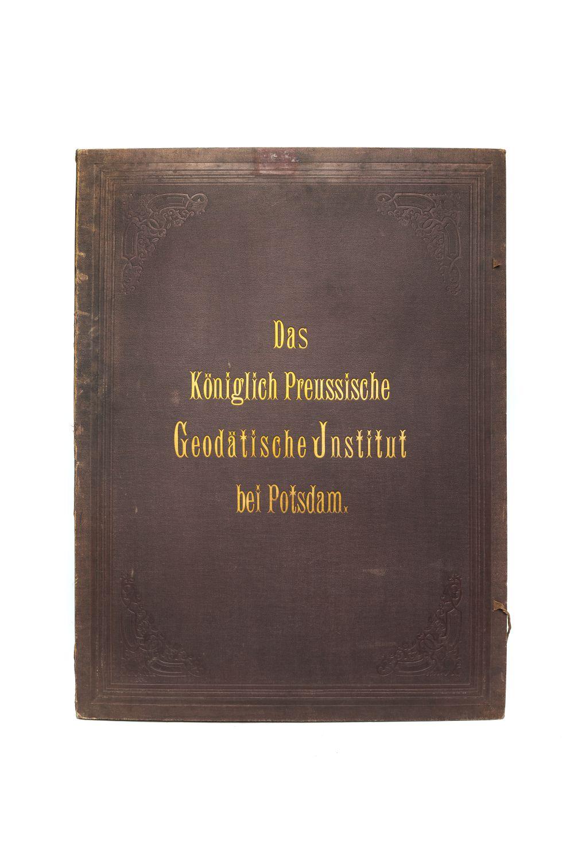 #203 POTSDAM- HELMERT, F(riedrich) R(obert) Image