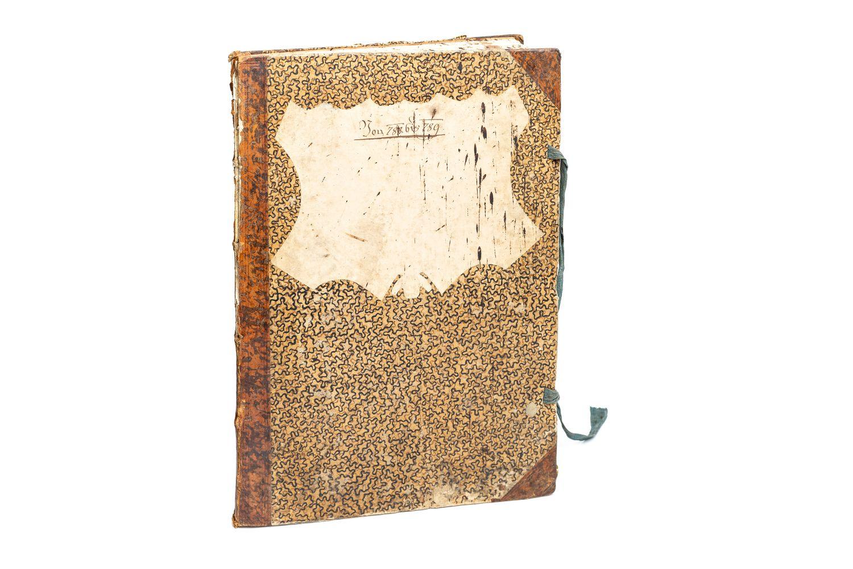 #53 POST BOOK - Manuscript | POSTBUCH Image