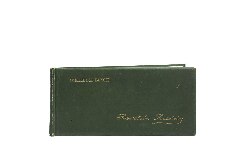 #74 BUSCH, Wilhelm Image
