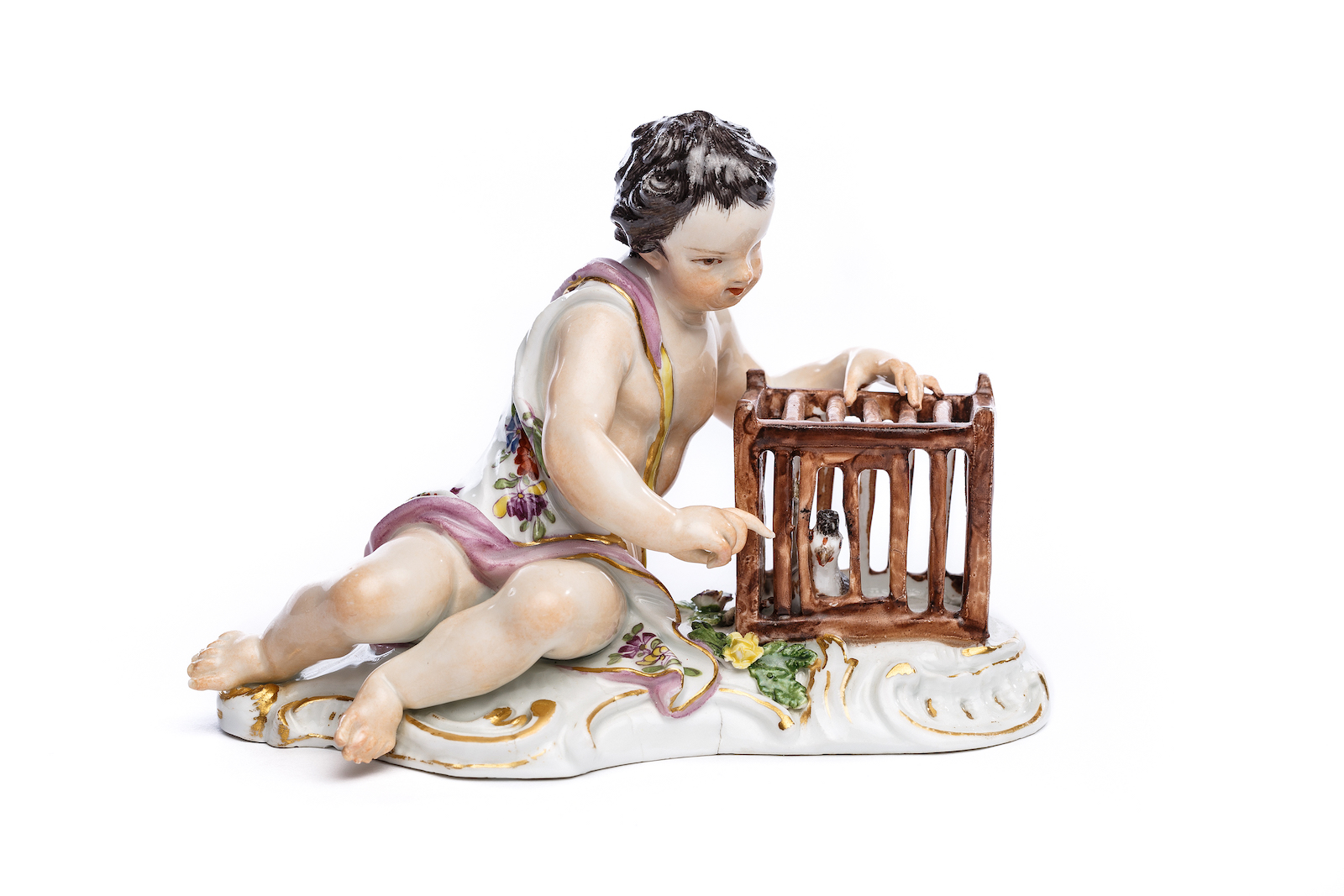 #138 Porzellanfigur Image