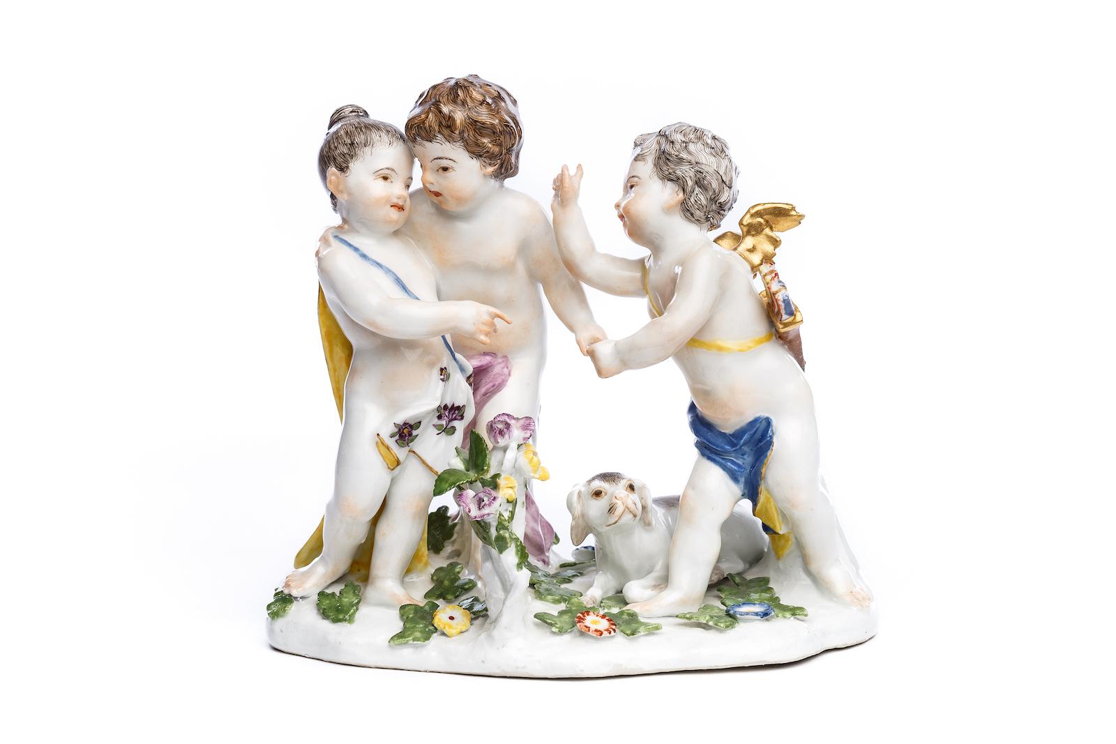 #165 Figurengruppe Image
