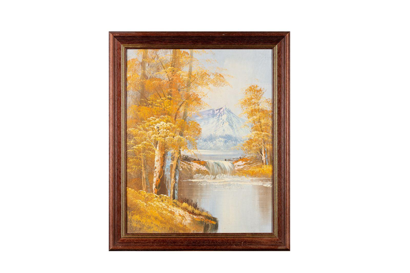 #10 Decorative oil painting | Dekoratives Ölbild Image