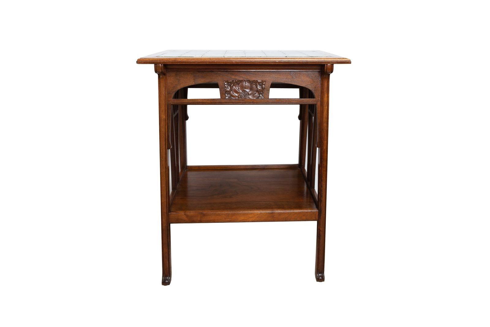 #119 Art Nouveau table | Jugendstil Tischchen Image