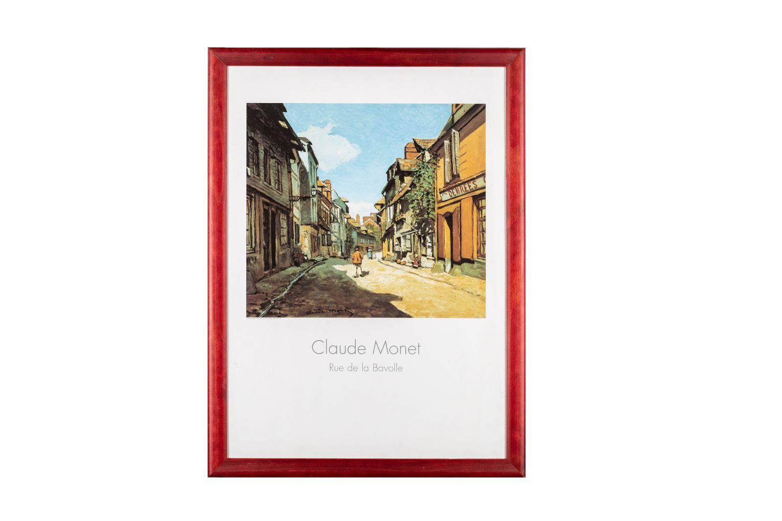 #12 Claude Monet Poster Image