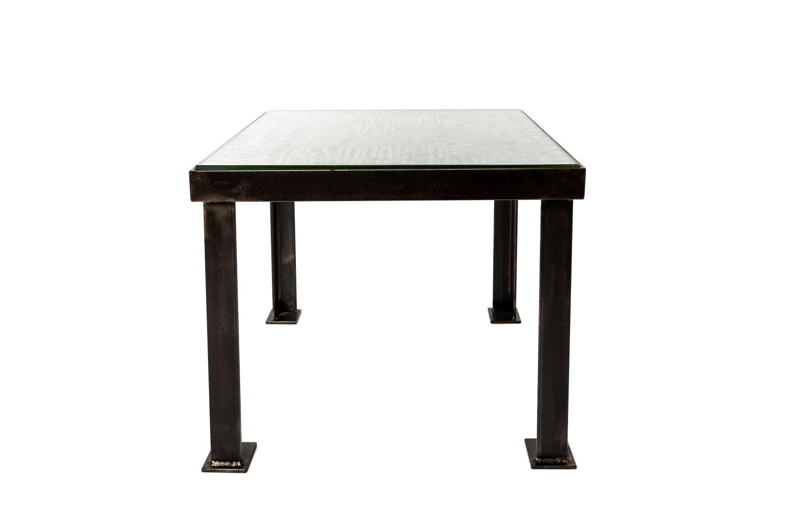 #24 Designer side table | Designer Tisch Image
