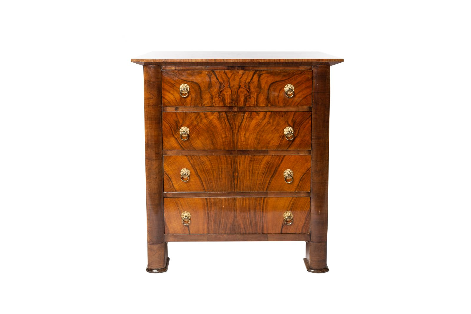 #56 Late Biedermeier chest of drawers, Vienna 1845 | Spätbiedermeier Kommode,  Wien 1845 Image