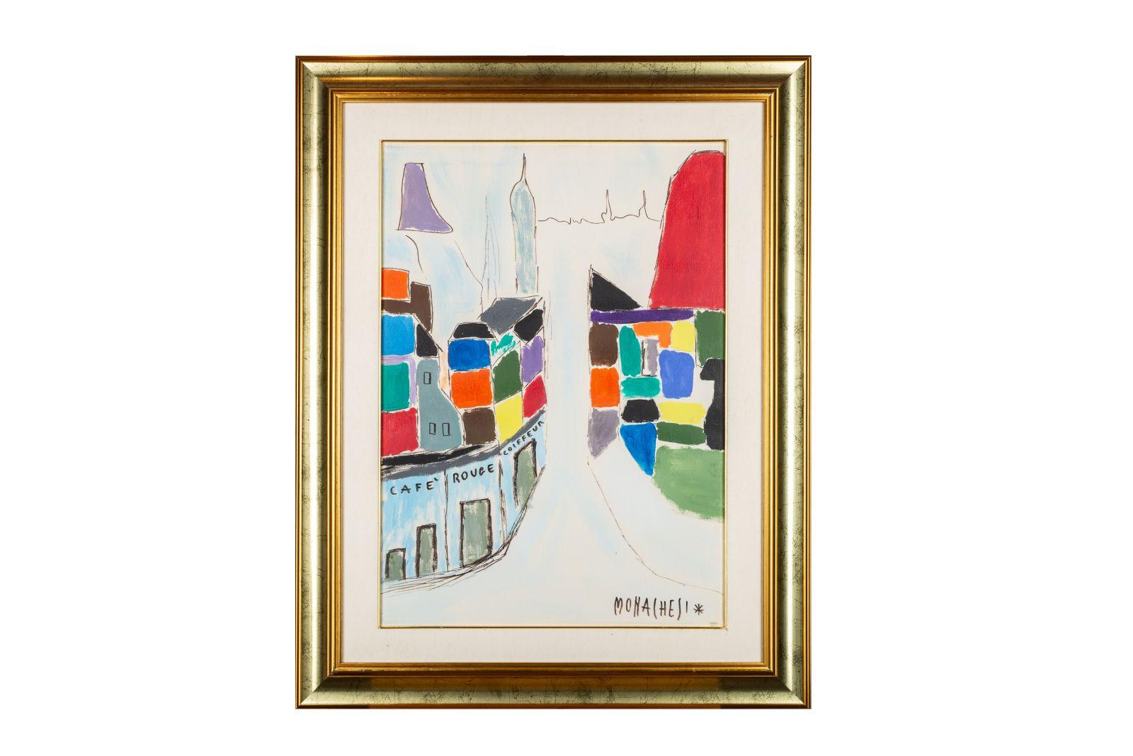 #71 Sante Monachesi, Image