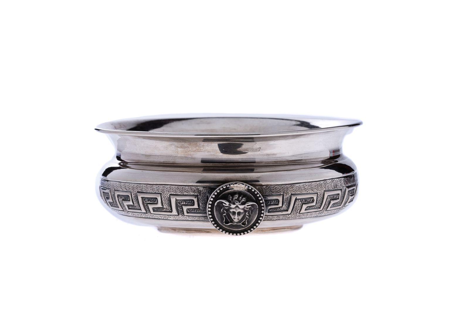 #104 Oriental silver bowl | Orientalische Silberschale Image