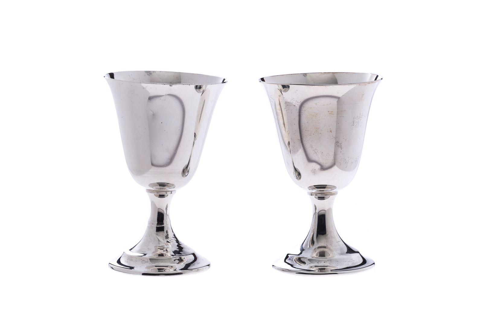 #113 Wine goblets | Weinpokale Image