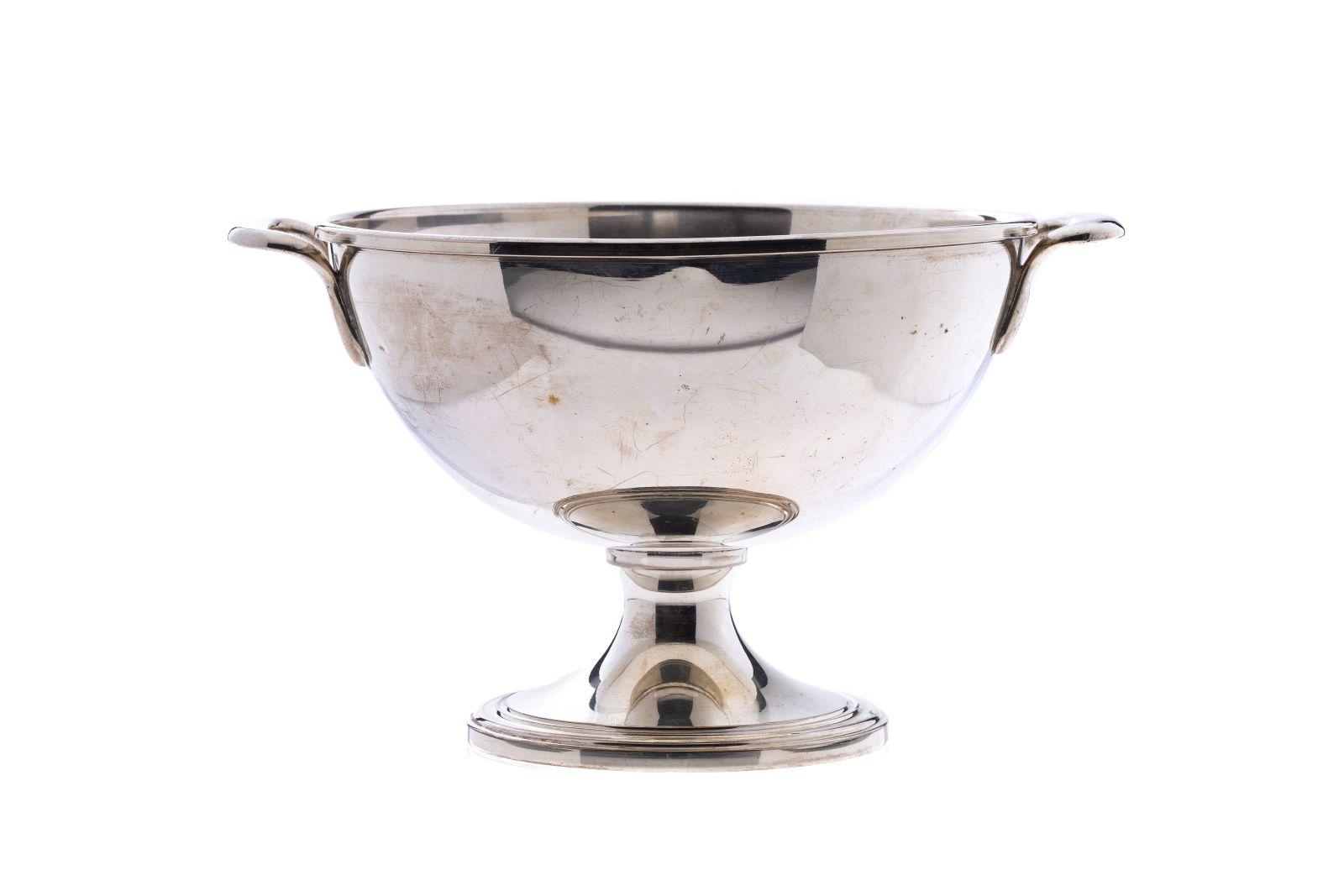 #115 Big silver bowl | Große Silberschüssel Image