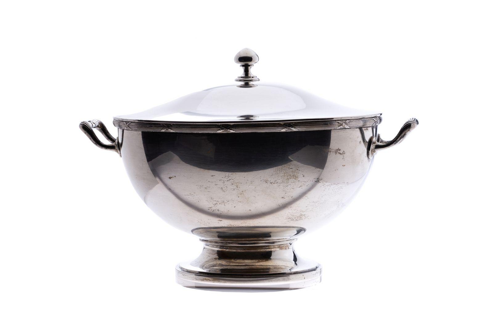 #117 soup tureen | Suppenterrine Image