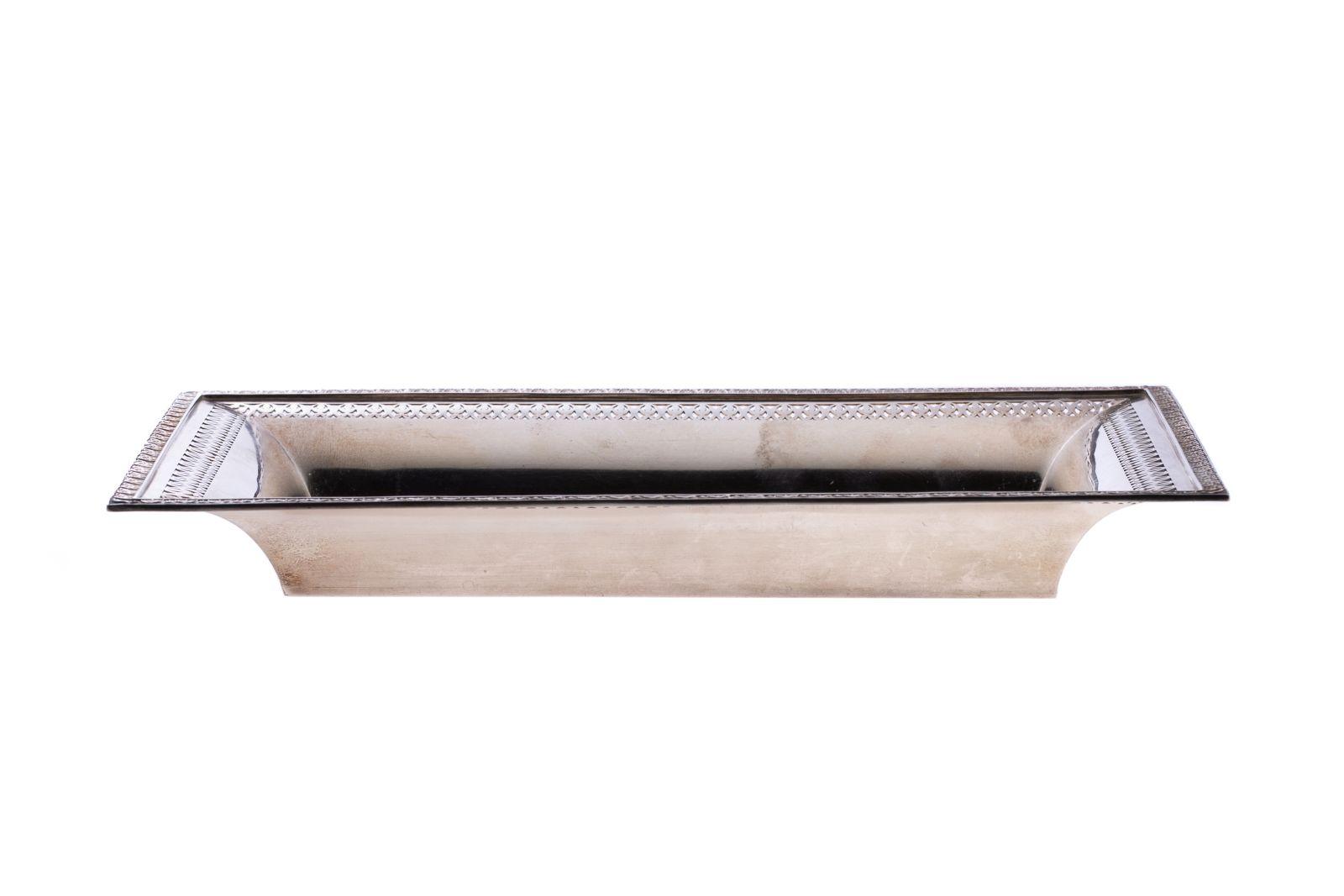 #124 Square bowl | Viereckige Schale Image