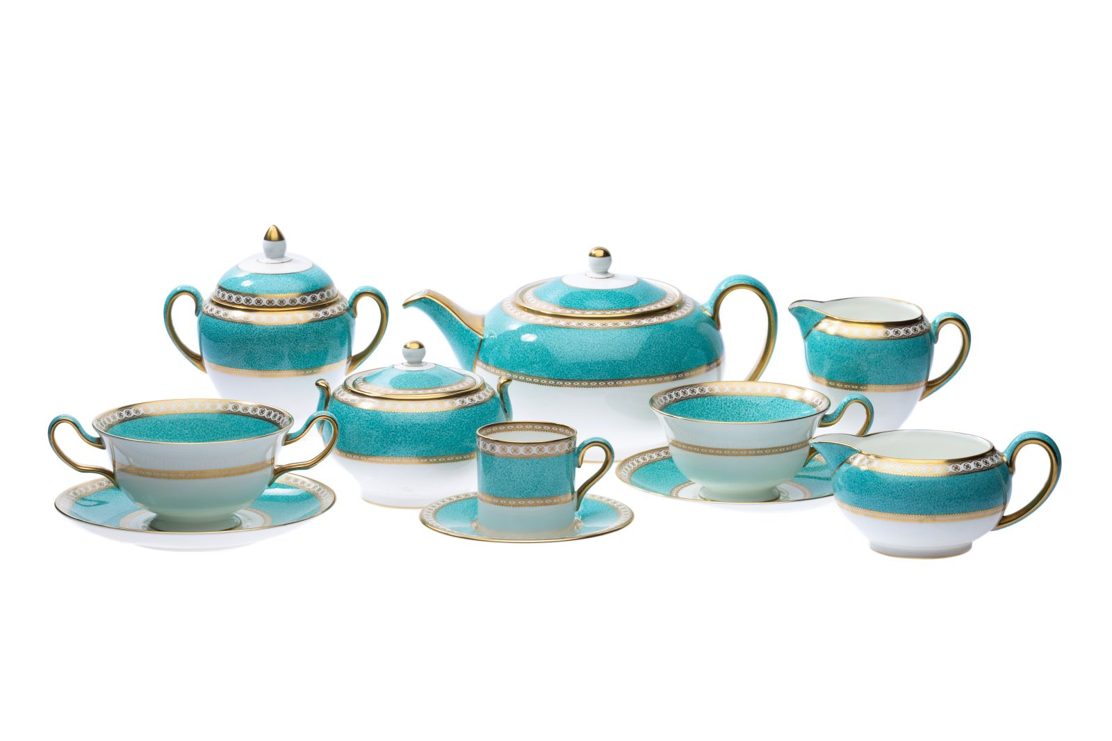 #172 Wedgwood Tea - Coffee and Tableware Image