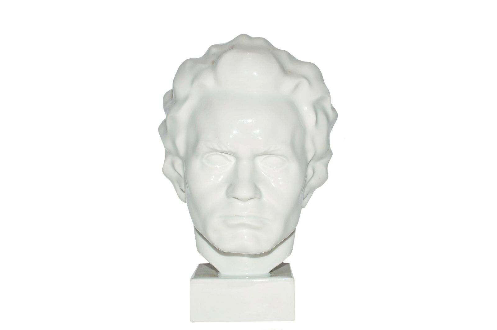 #208 Augarten bust Ludwig van Beethoven | Augarten Büste Ludwig van Beethoven Image