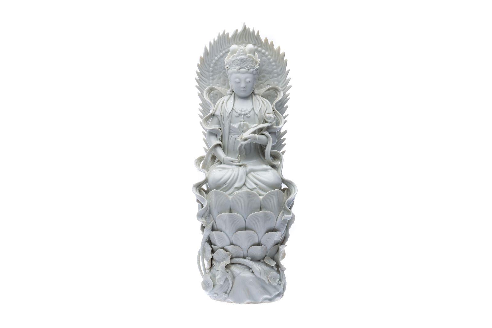 #25 Blanc de Chine Image