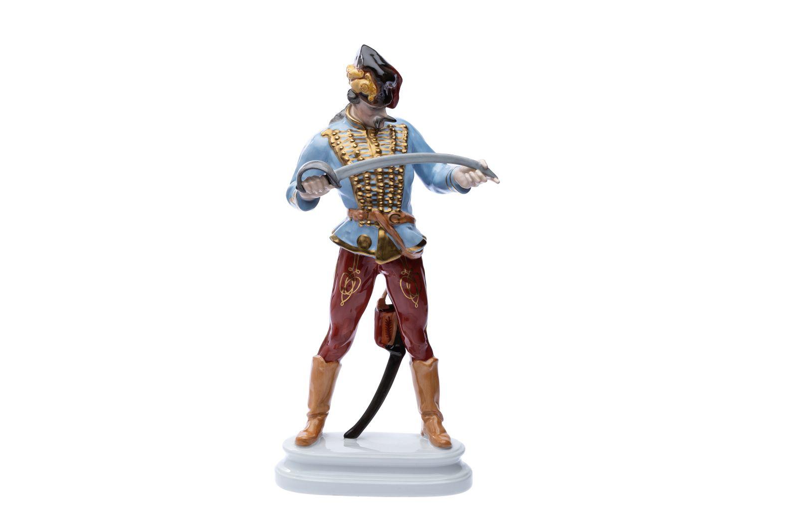 #57 Porcelain figure Image