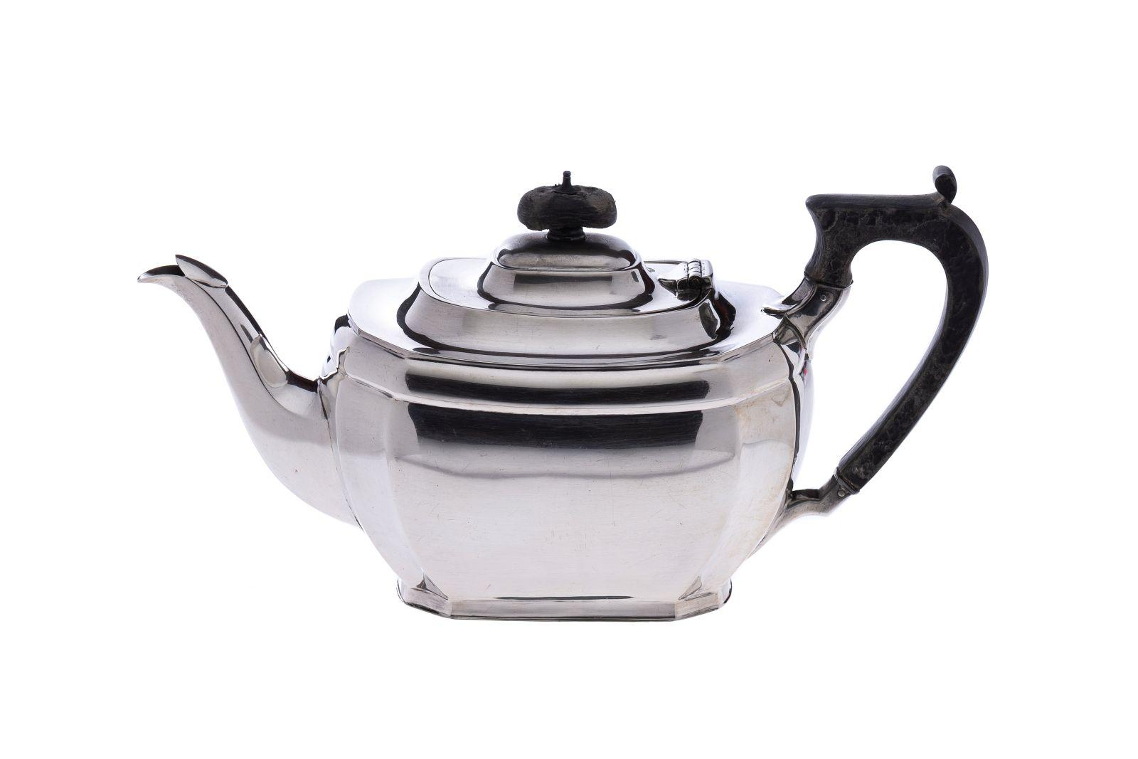 #70 English teapot | Englische Teekanne Image