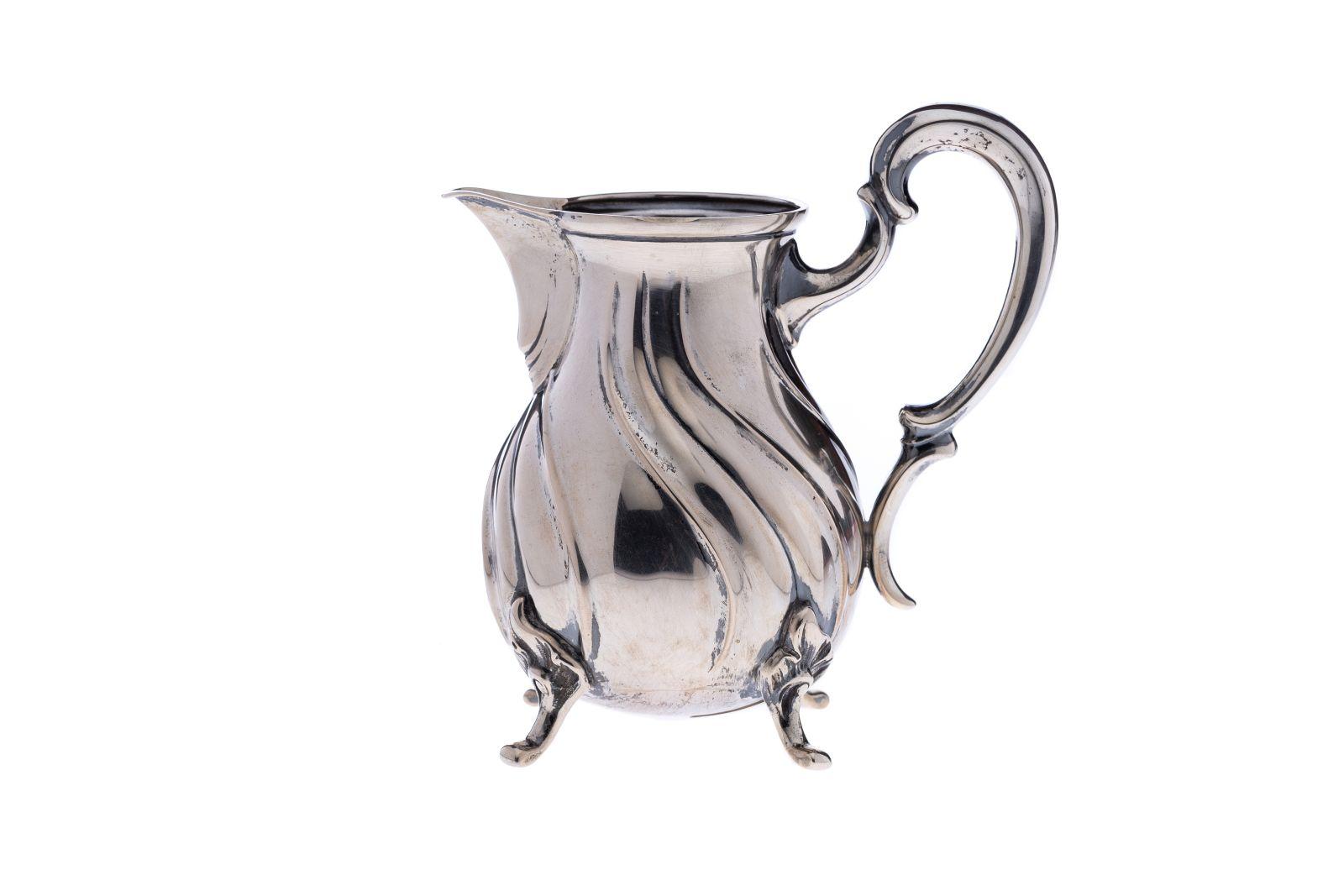 #72 Water Jug silver | Wasserkanne Image