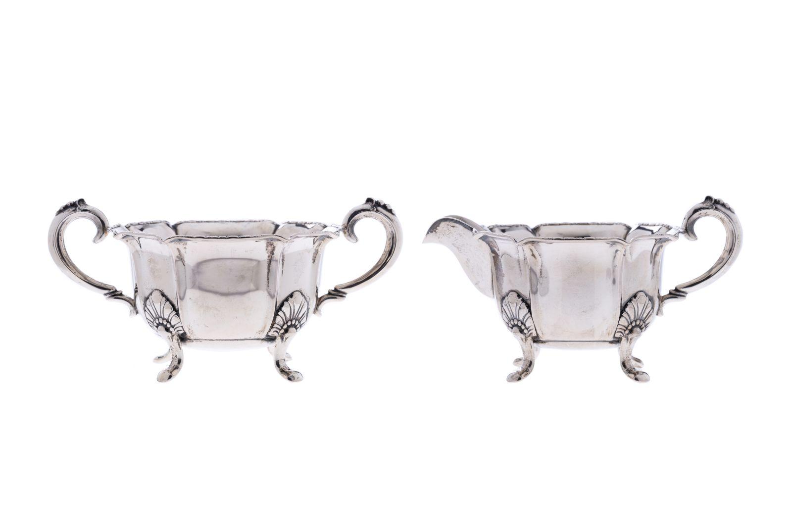#73 Milk jug and sugar bowl | Milchkännchen und Zuckerdose Image