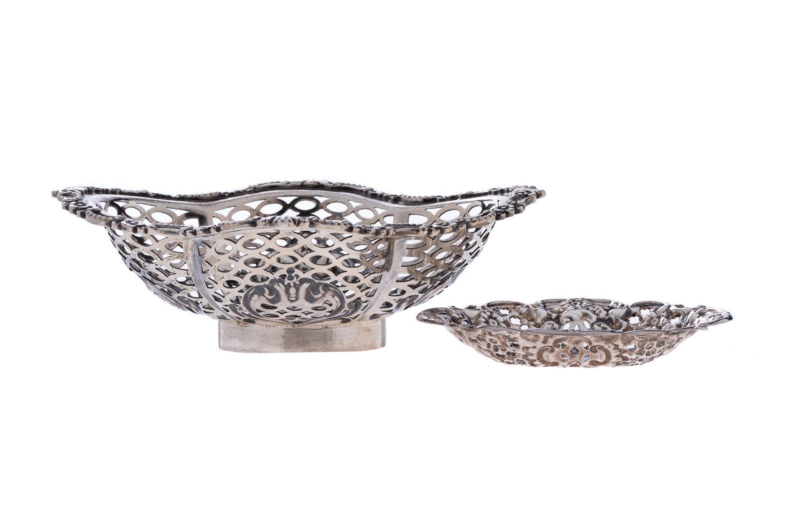 #85 Convolute bowls | Konvolut Schalen Image