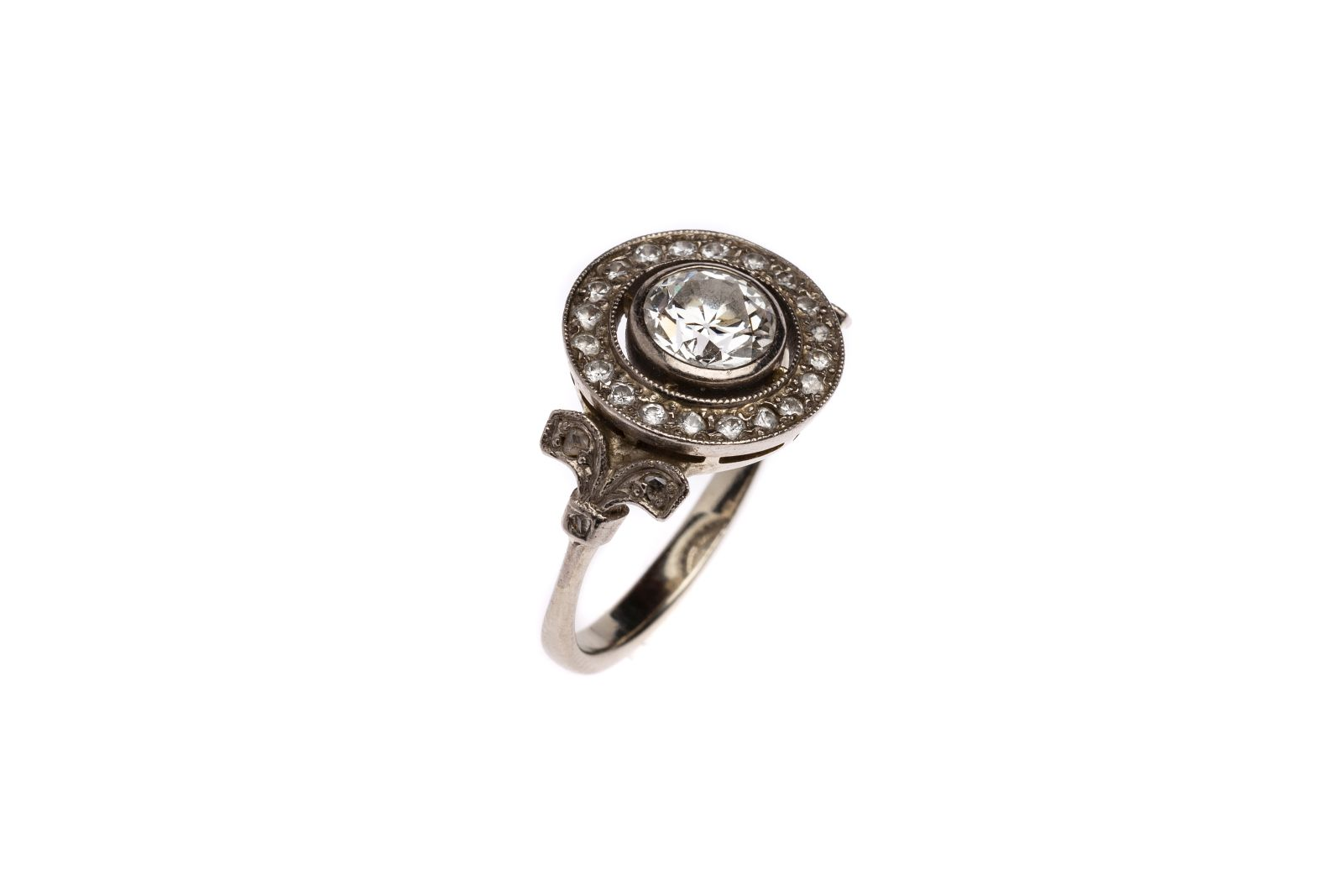 #124 Ladies ring | Damenring Image
