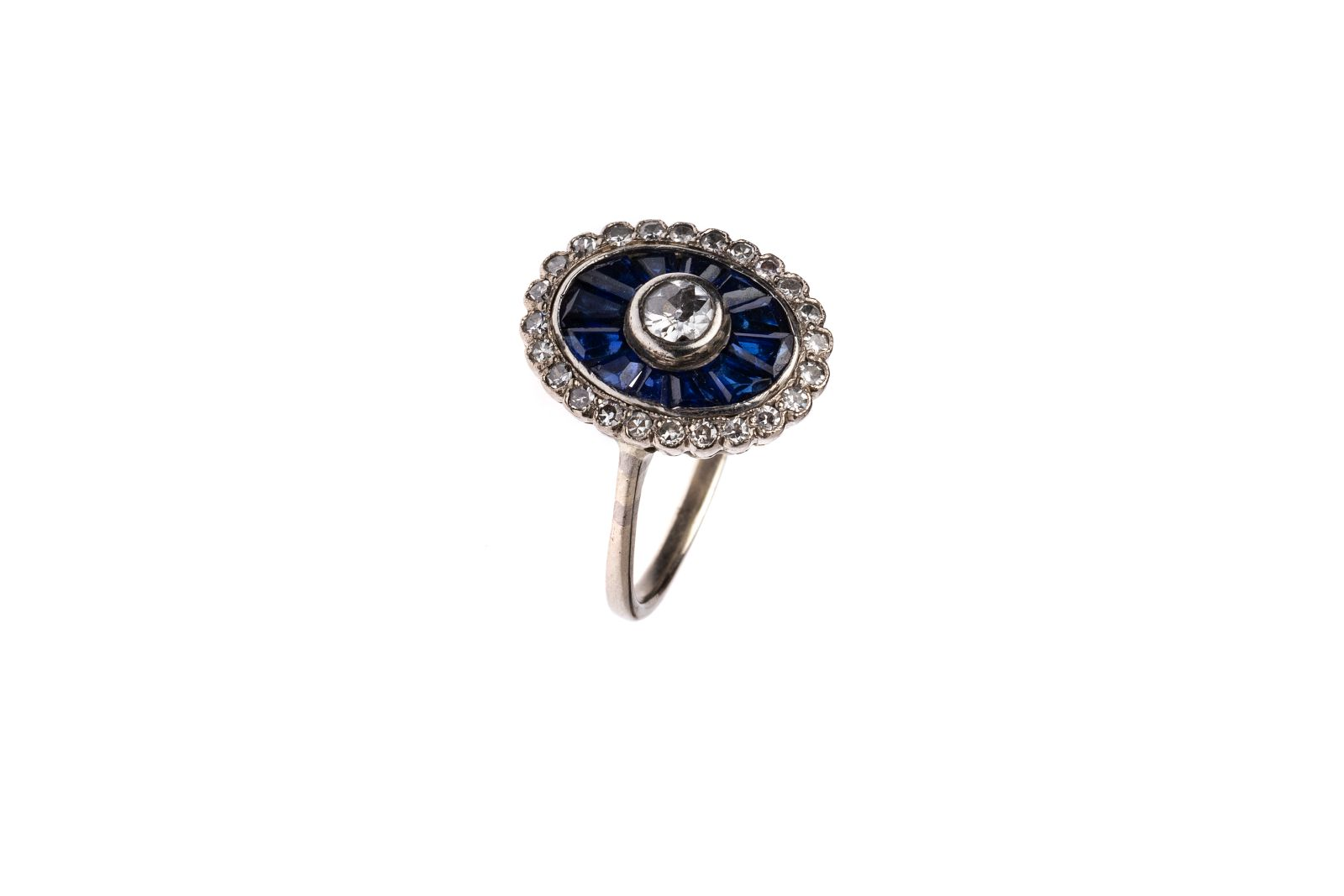 #125 Ladies ring | Damenring  Image