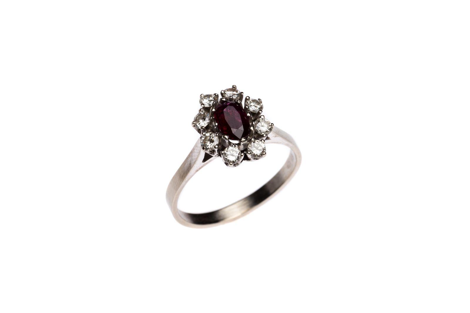 #140 Ladies ring | Damenring Image