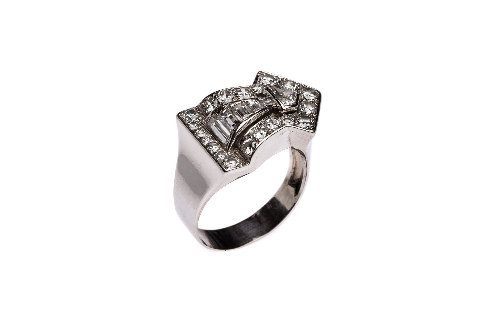 #141 Ladies ring | Damenring  Image