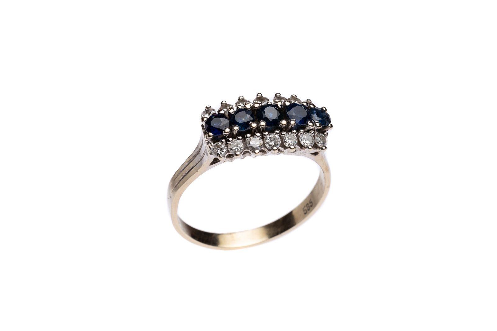 #142 Ladies ring | Damenring Image