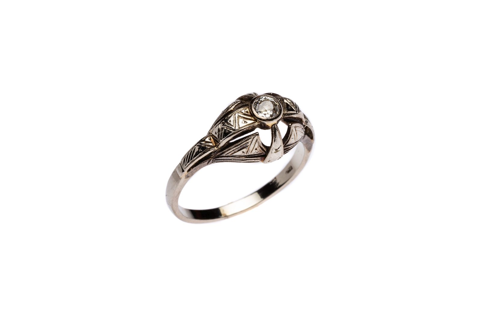 #145 Ladies ring | Damenring Image