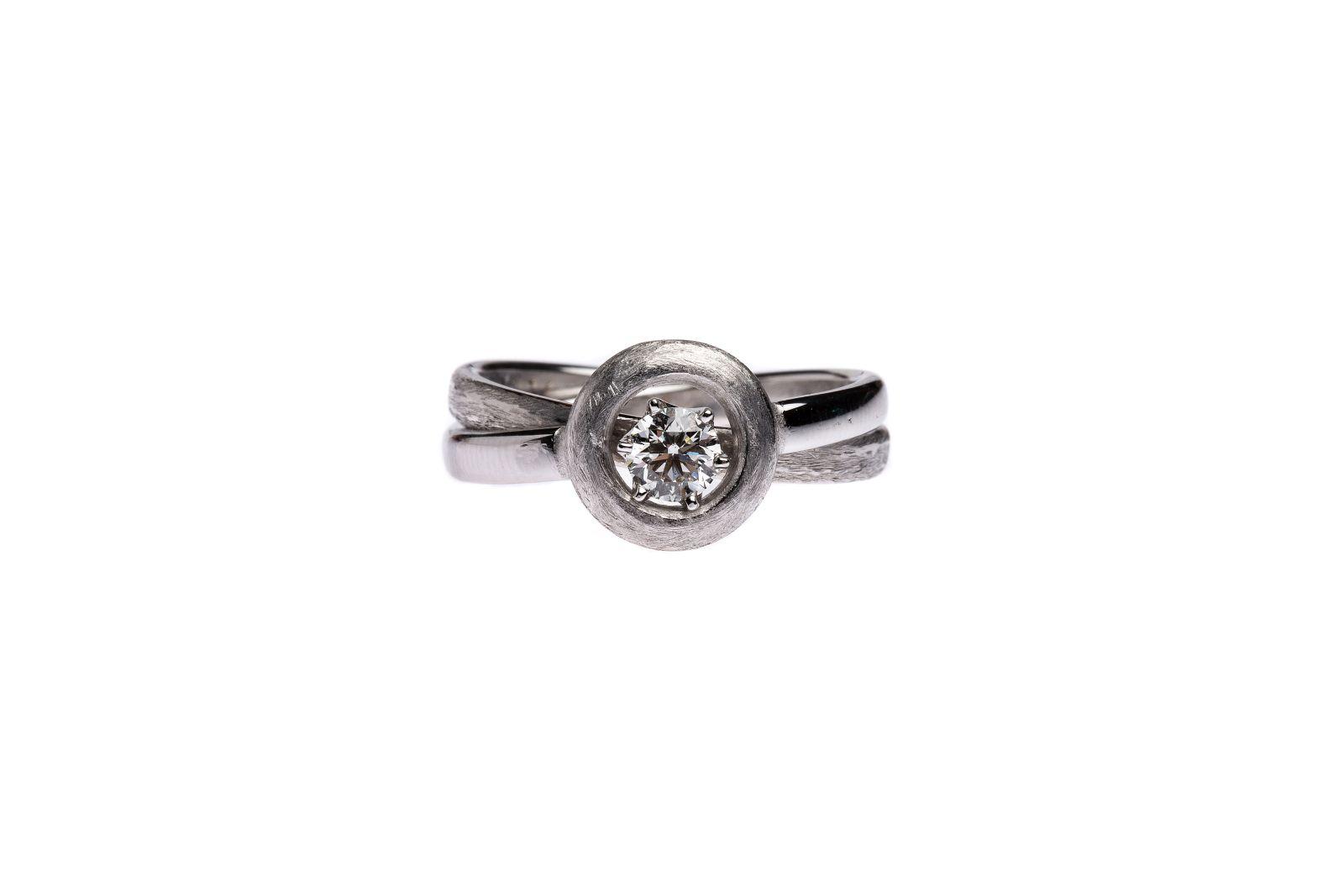 #156 Ladies ring | Damenring Image