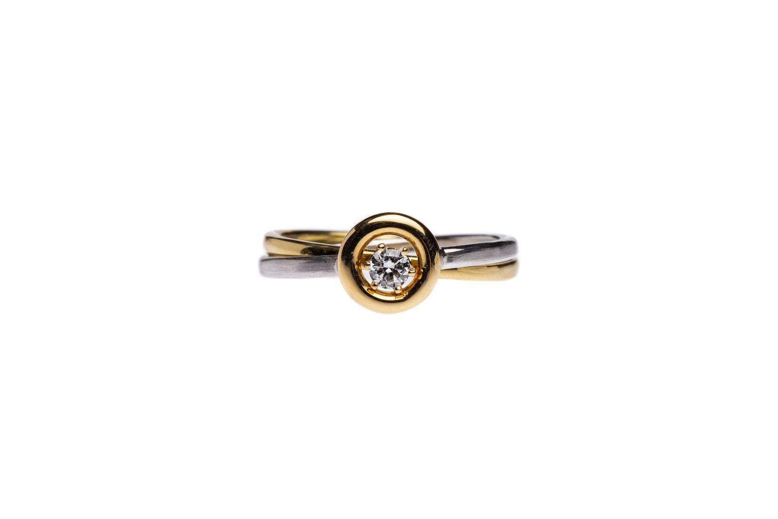 #157 Ladies ring | Damenring Image