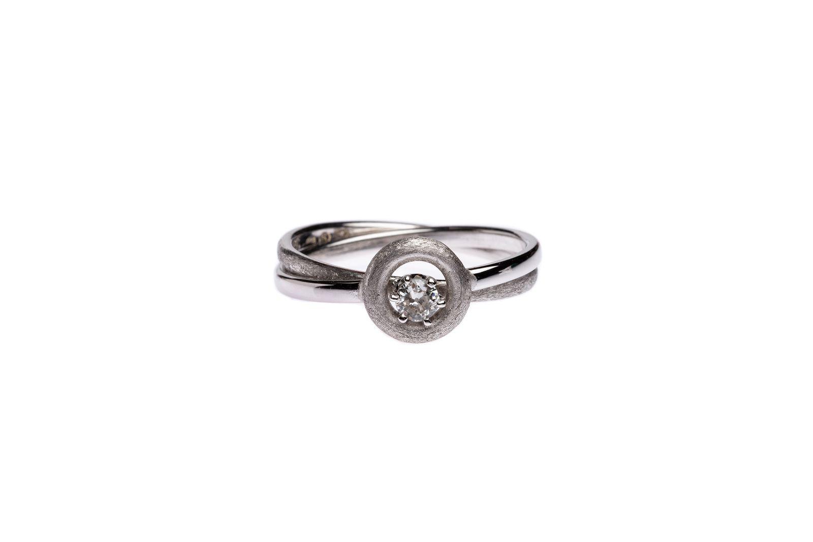 #158 Ladies ring | Damenring Image