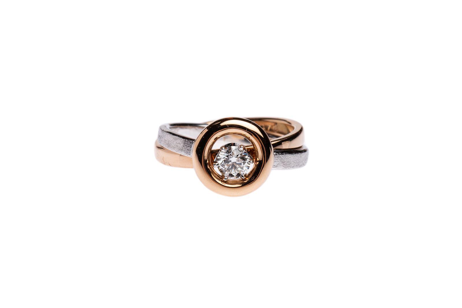 #159 Ladies ring | Damenring Image