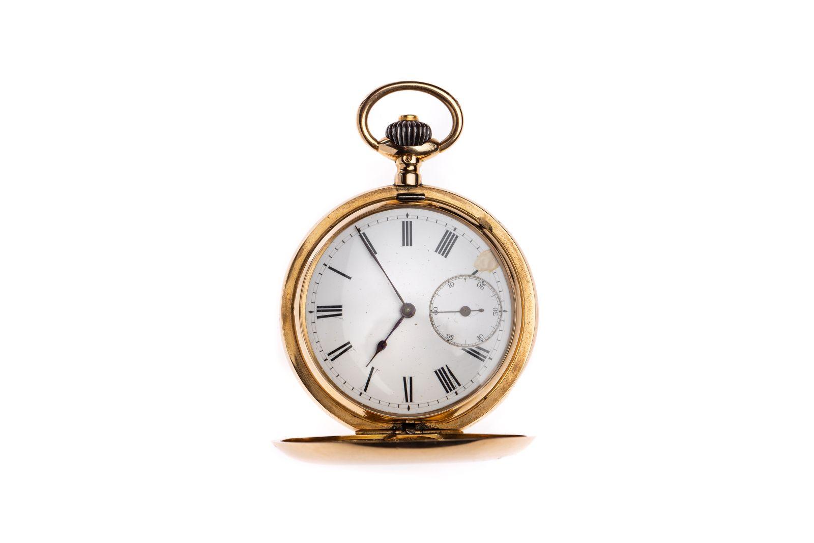 #16 Pocket watch | Doppelmantel Tachenuhr Image